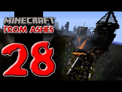 Minecraft From Ashes feat. Pause - EP28 - That Was... Fun?