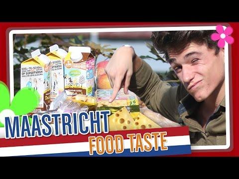 Maastricht - Food Taste mit holländischer Vloggerin Linda