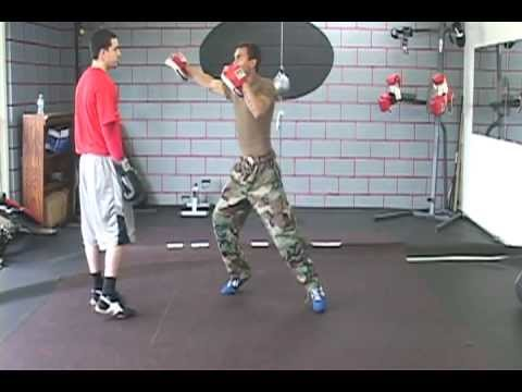 Boxing 101 For Southpaws, Basic Techniques - Jab Faint