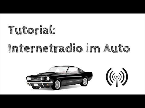 A42: Wie Kann Man Internetradio Im Auto Hören (Tutorial)