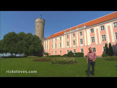 Észtország fővárosa - Tallinn, Estonia: Two Medieval Towns (HD Travel Guide Video)