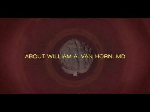 William A. Van Horn, MD - Alzheimer's Disease Specialist