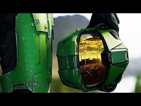 Halo 2 Anniversary All Cutscenes Movie Remastered 1080p 60FPS