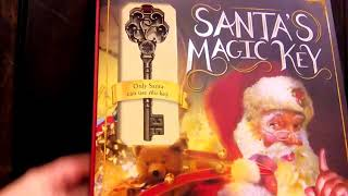 Santa's Magic Key/ Storybook Key Set Review