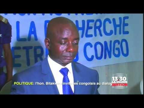 Journal de Bibish Nguwa, Edition 12 Nov 15 Congo News