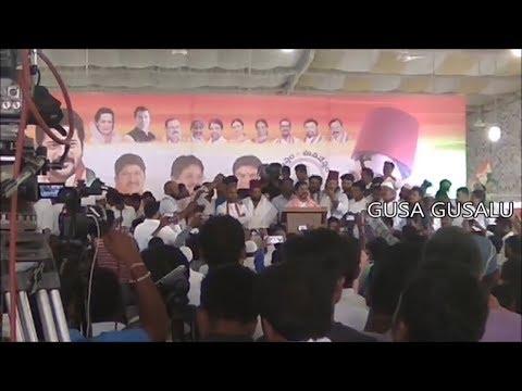 Revanth reddy latest news today | Public meeting at Jeedimetla | telangana pre elections Live 2018