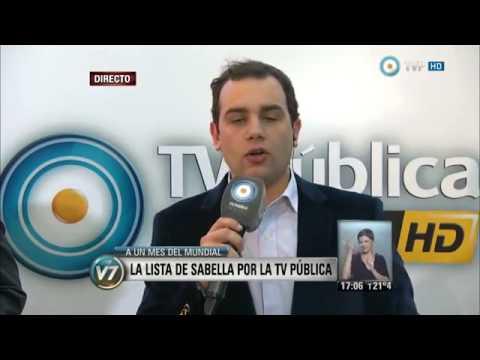 La lista mundial de Sabella 2014