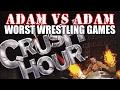 Adam vs Adam - Worst Of 7 #5: WWE Crush Hour