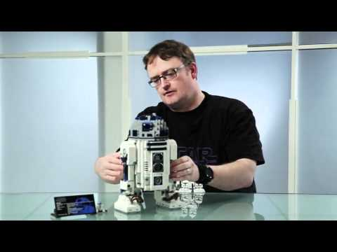LEGO Star Wars 10225- Ultimate Collector's Series (UCS) R2-D2 | Official Video!