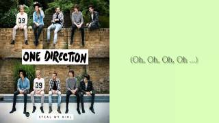 One Direction Video - One Direction - Steal My Girl (Lyric Video-Sub Español)