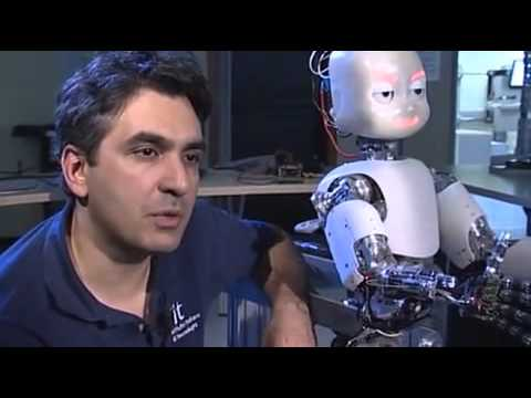 Child Humanoid Robot ▪▪ [Humanoid Robot]