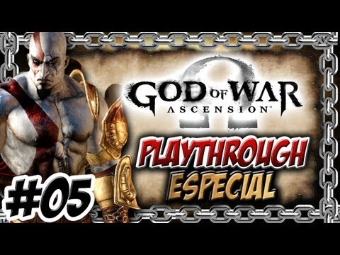 God of War Ascension - PT-BR - Detonado / Playthrough / Walkthrough - PARTE #05