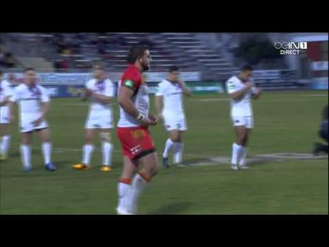 Rugby League 2013 Super League Catalans Dragons vs Salford Reds
