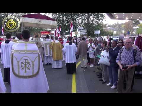 La FSSPX à Lourdes