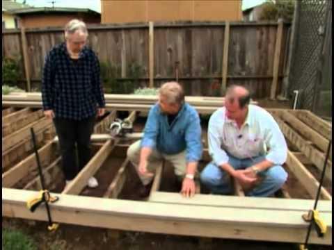 Как своими руками построить веранду