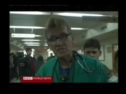 Dr. Mads Gilbert: Eyes in Gaza *16* campuses across North America!