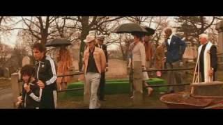 Royal Tenenbaums- Funeral Scene