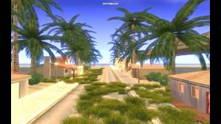 Gta San Andreas Palm İsland Maps