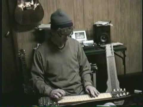 Atlanta Guitar Lessons - Steve Cunningham - Sweet Georgia Brown - 8-string lap steel