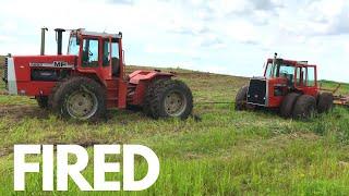 Irresponsible Farm Boy Gets STUCK   First Time Farming A Farm