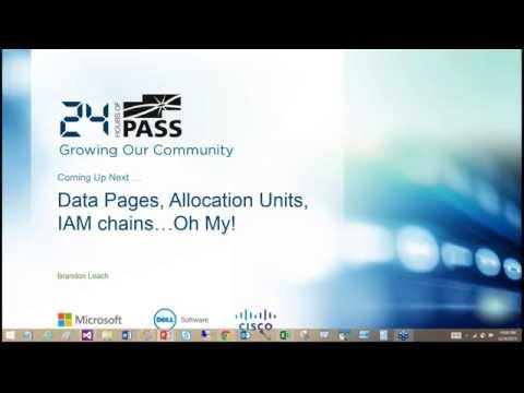 24 Hours of PASS: SSAS Design and Performance Best Practices