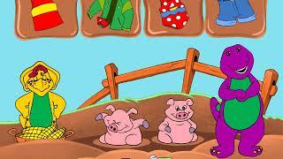 Fun on the Farm with Barney