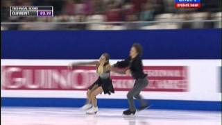 World Figure Skating Championships 2015. FD. Carolina MOSCHENI / Adam LUKACS