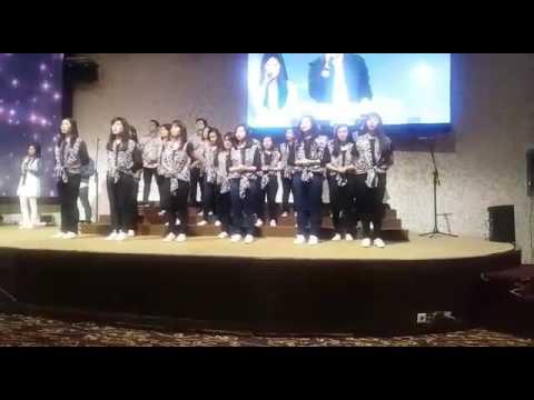 Choir NDC NCH2 - Kupercaya janjiMu (NDC Worship 2)