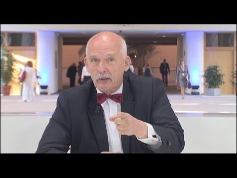 Janusz Korwin-Mikke - 21 wiek / Zamach WTC / Murzyni / USA / Bin Laden