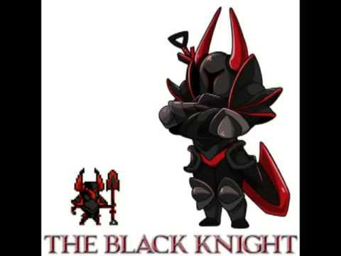 Shovel Knight OST Jake Kaufman - The Rival (Black Knight - First Battle) EXTENDED