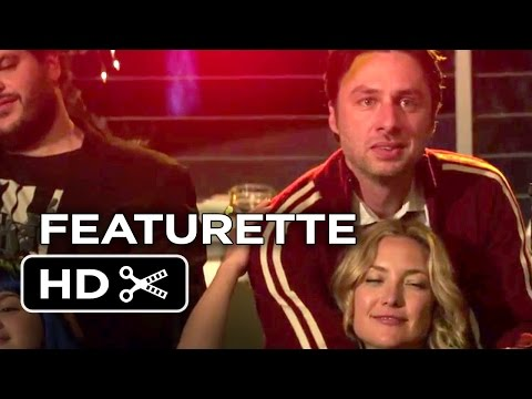 Wish I Was Here Featurette - Music Collaborations (2014) - Zach Braff Drama HD