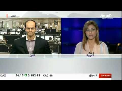أشرف العايدي في قناة العربية -- 10 يوليو 2012 Chart