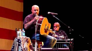 Aaron Lewis - Who Are You When I'm Not Looking (Blake Shelton) HD Live in Lake Tahoe 8/06/2011