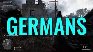 Battlefield 1 - Random Moments *GERMANS*