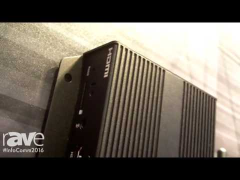 InfoComm 2016: IAdea Showcases HDMI-In XMP-6400
