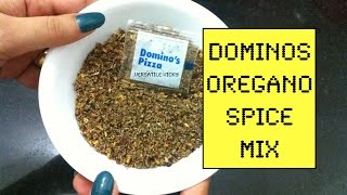 Dominos Oregano / Dominos Spice Mix / Domino