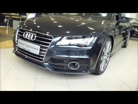 2014 Audi A7 Sportback Exterior & Interior 2.8 Fsi 204 Hp * See Also Playlist video