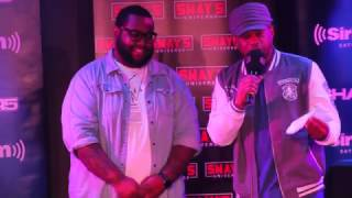 Cypher 2: Local Spitters Freestyle Live on Sway's 2017 SXSW Show