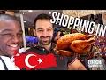 TURKEY VLOG SHOPPING IN ALANYA