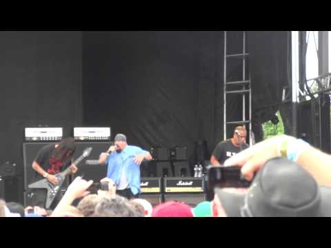 Trujillo Trio W/ Mike Muir Suicidal Tendencies Institutionalized June 9, 2013 Orion Fest Detroit