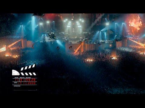 Сцена из фильма Обитель зла: Возмездие,Resident Evil: Retribution, концовка