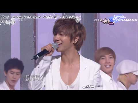 [vietsub + Karaoke] Hd - Super Junior - No Other - 100702 (jul 2, 2010) video