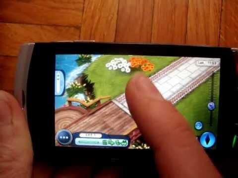 SIMS 3 hd symbian s60 vivaz satio nokia n8 descarga