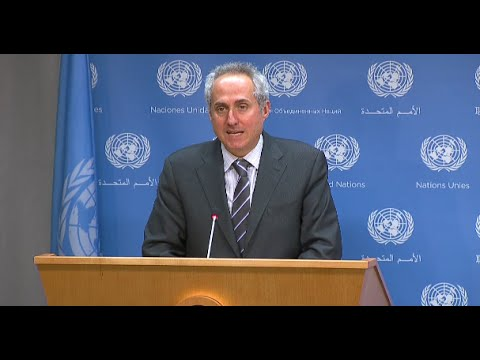 UN Slams Deadly Terrorist Attacks in North Mali
