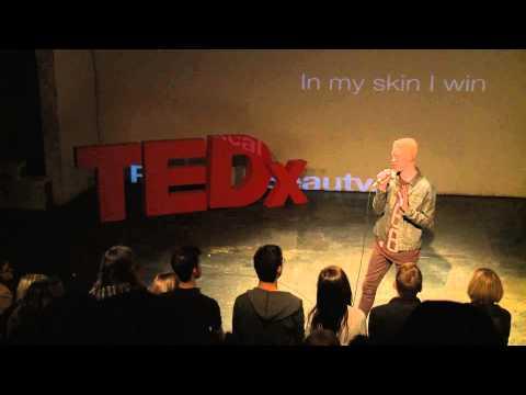 In my skin I win: Shaun Ross at TEDxHackney