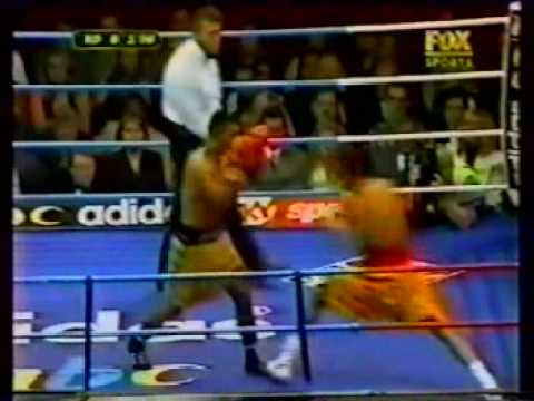 Prince Naseem Hamed | Manuel Medina 3/4 Video