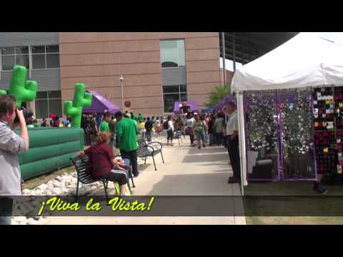 Northwest Vista College Fiesta 2012 Parade.mp4