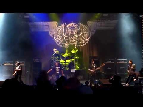 Motörhead w/ Whitfield Crane and Andy LaRocque - Killed by Death (Sweden Rock, June 8th, 2012)