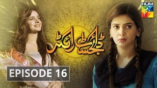 Digest Writer Episode #16 HUM TV Drama