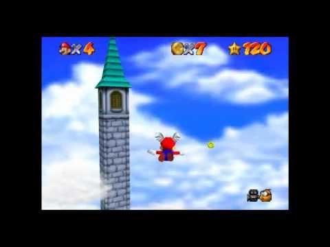 Como Conseguir Las Gorras En Super Mario 64